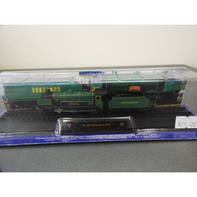 AMER COM COLLECTION, No. 925 Cheltenham 1934, Diecast, Scale 1:160, Locomotive
