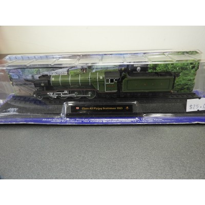 AMER COM COLLECTION, Class A3 Flying Scotsman 1923, Diecast, Scale 1:160, Locomotive