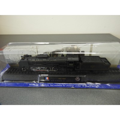 "AMER COM COLLECTION, D51 1988 ""NOSTALGIE ISTANBUL ORIENT EXPRESS"", Diecast, Scale 1:160, Locomotive"