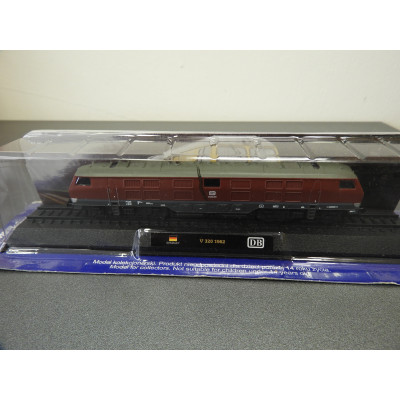 AMER COM COLLECTION, V 320 1962 DB, Diecast, Scale 1:160, Locomotive