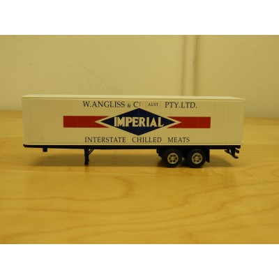 W. ANGLISS & Co. AUST PTY. LTD. IMPERIAL INTERSTATE CHILLED MEATS, TRAILER