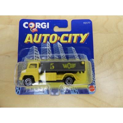 CORGI, AUTO CITY WOLF TIP TRUCK, DIECAST, 93177