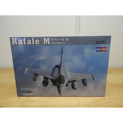 HOBBY BOSS, RAFALE . M, 1/72 SCALE, ITEM NO: 87247