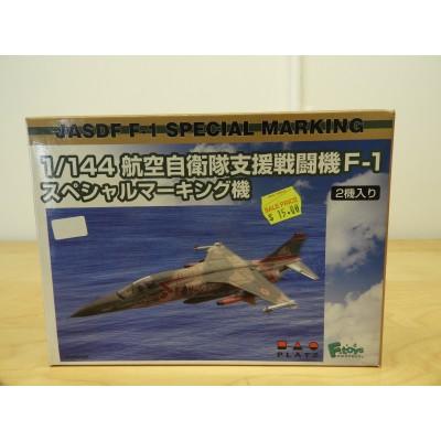 PLATZ, JASDF F-1 SPECIAL MARKING, 1/144 SCALE, ITEM NO: PF-13 1500