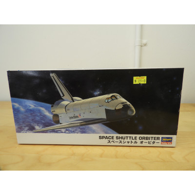 HASEGAWA, SPACE SHUTTLE ORBITER, 1/200 SCALE, ITEM NO: 10730