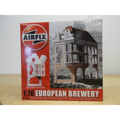 AIRFIX, MODEL BUILDING, EUROPEAN BREWERY, 1/76 SCALE,  A75008