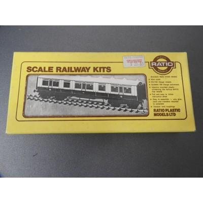 Plastic Ratio Models, Scale Railway Kits, LMS (Ex LNWR) No 730