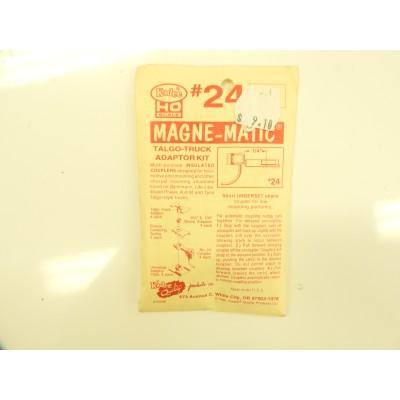 Kadee, , HO Scale, Magne - Matic Coupler, No 24