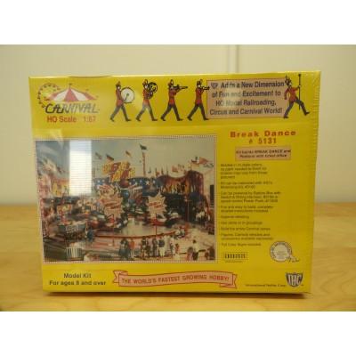 IHC, Carnival Break Dance, HO Scale 1:87, PLASTIC KIT, # 5131