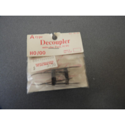 PECO STREAMLINE, A type Decoupler units [for Peco, H/D], HO/OO Gauge, SL-30