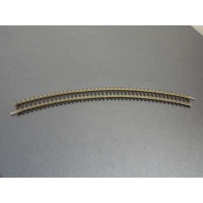PECO, SETRACK, No. 1 Radius Double Curve, HO/OO Gauge, ST-221