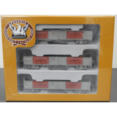 PHOENIX REPRODUCTIONS, Australian National Railways AOGA - Open Wagon - PALE GREY, HO SCALE, ROLLING STOCK, FTO 312