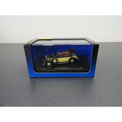 RICKO, Horch 930V Cabriolet [1939], SCALE 1:87, ITEM NO: 38952