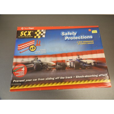 SCX, Safety Protections, Scale 1:32 Racing System, REF. 88420
