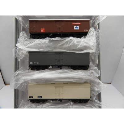 SDS Models, MRC REFRIGERATED VAN, HO SCALE, ROLLING STOCK, Pack K 1980s