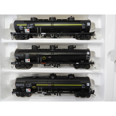 SDS Models, TULLOCH 10000 GALLON RAIL TANK CAR HO SCALE, ROLLING STOCK, V/LINE B