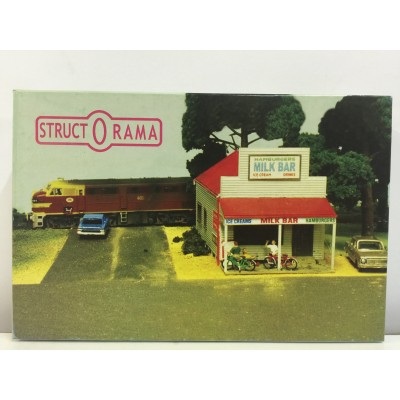 Structorama, Country Shop No. 4 - Kit