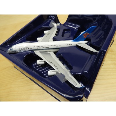 Sky,CHINA SOUTHERN AIRBUS A380, SCALE 1:400, DIECAST PLANE, CS o545x