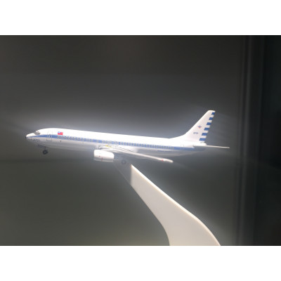 Speedie~Air, Taiwan Air Force One BOEING 737-800, SCALE 1:500, DIECAST PLANE, SATW002B